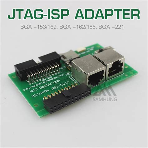 Adafter Isp Direct Ufi repair aids tools jtag isp adapter 5 in 1 for riff easy jtag z3x pro jtag medusa emmc e mate box