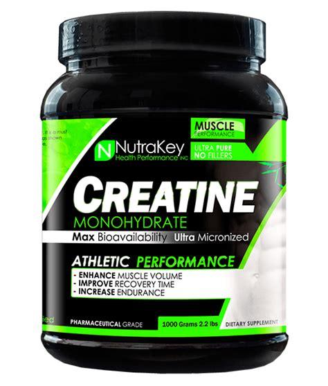 creatine health creatine monohydrate nutrakey health