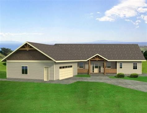 low ranch house plans with daylight basement best house