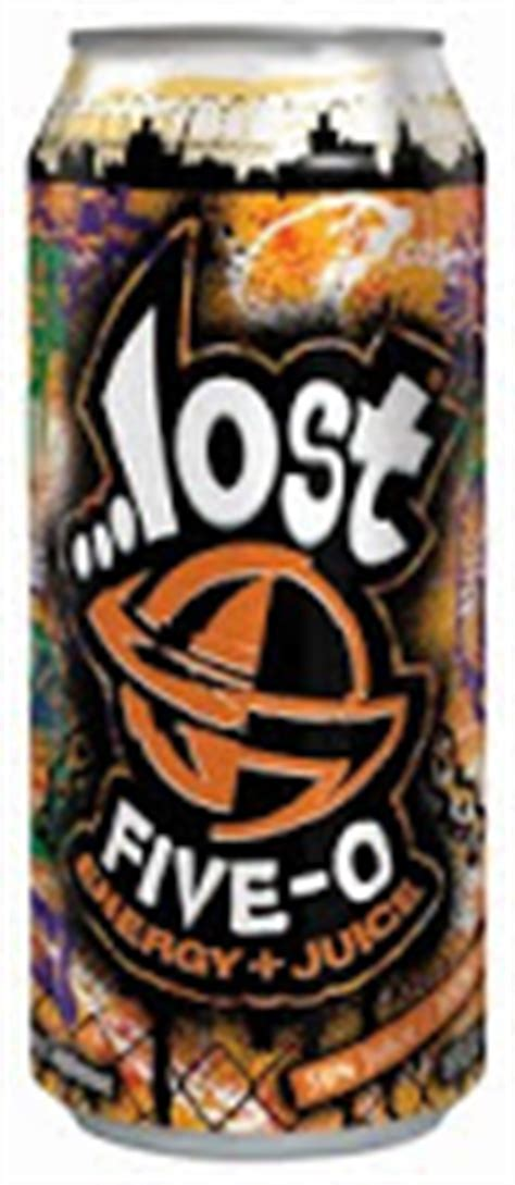 five o energy drink lost five 0 energy juice review energy drink ratings and