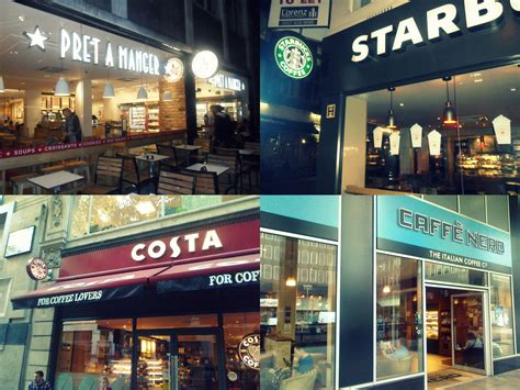 shops uk coffee countdown which is the best high student
