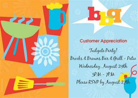 Customer Appreciation Event Images Customer Appreciation Invitations Templates
