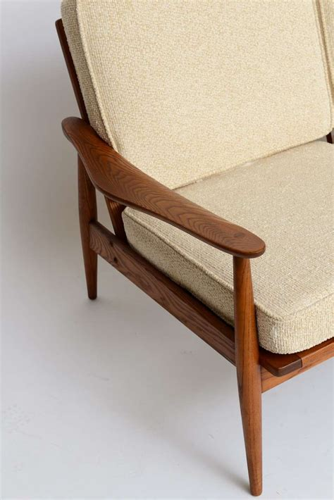 Wide Seat Sofa by 50s Spindle Back Wide Arm Three Seat Sofa At 1stdibs