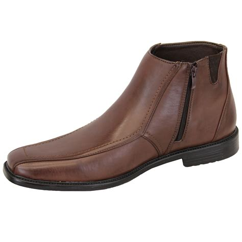 designer mens chelsea boots mens chelsea boots dealer high ankle leather look shoes