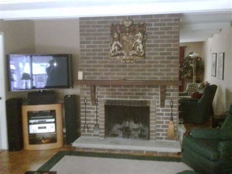 How To Convert A Wood Burning Fireplace To Electric Convert Wood Fireplace To Electric
