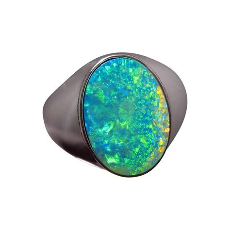 mens opal rings melbourne jewelry engagement