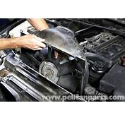 BMW E46 Cooling Fan Replacement  325i 2001 2005