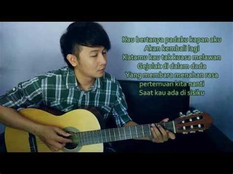 tutorial gitar kangen band nathan fingerstyle cover firman kehilangan doovi