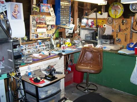 hobby bench a busy model work bench model workbenches pinterest