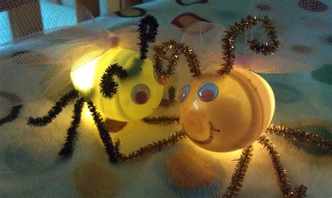 Halloween Craft Preschool - fireflies or lightning bug craft from plastic eggs woo jr kids activities