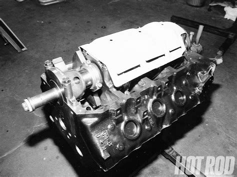 Pontiac Engine Id Pontiac 455 Engine Buildup Rod Network