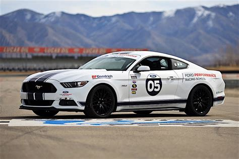 buy a new gt350 and ford will send you to racing school