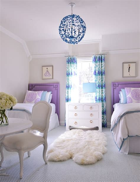 turquoise and purple bedroom turquoise kids nightstand design ideas