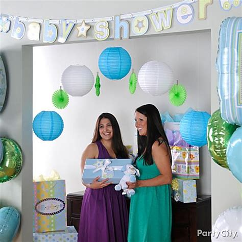 City Baby Shower Decorations For Boy by Baby Boy Shower Decorations Best Baby Decoration