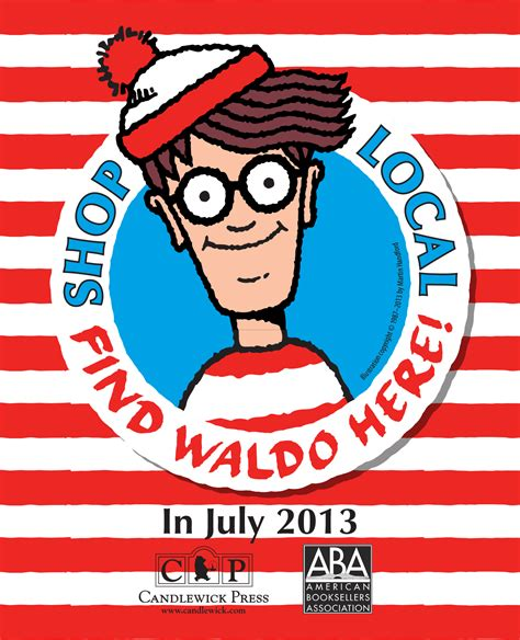 Find Local Where S Waldo Find Him In St Paul For A Chance To Collect Prizes Thrifty Minnesota
