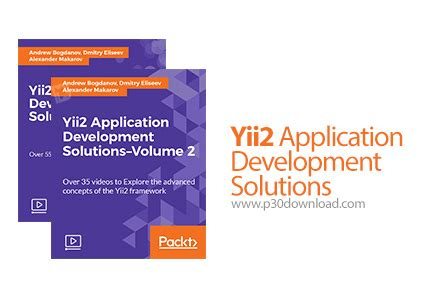 yii2 app tutorial packt yii2 application development solutions volume 1 2