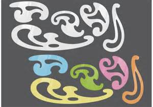 french curve vector set download free vector art stock
