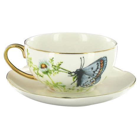 wings of grace teacup and saucer