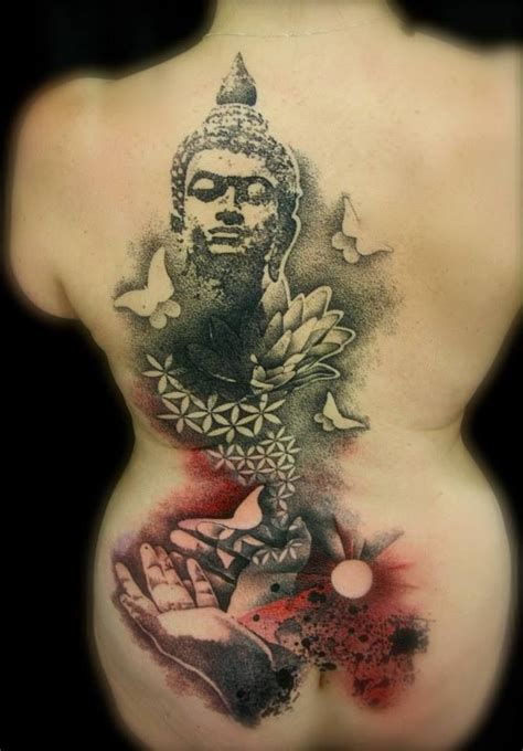 tattoo design jobs back designs of buddha the artist did a