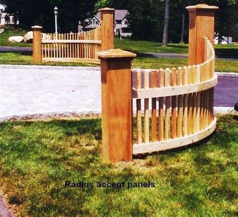 wood picket fence sections pin by linda mckee on for the home pinterest