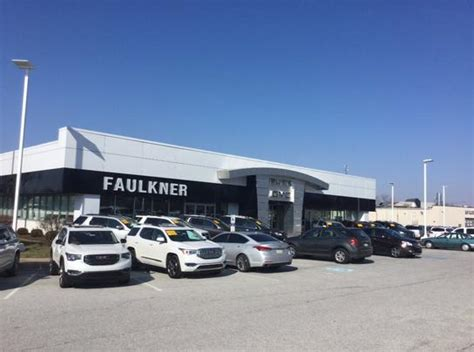 faulkner gmc service faulkner buick gmc of west chester west chester pa