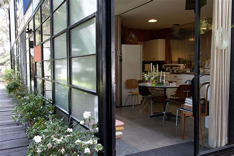 eames house conservation project