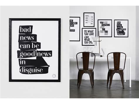 Hiasan Dinding Poster Dinding Pigura Bingkai Frame Motivasi 21 therese sennerholt penning words sabi style