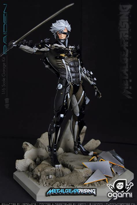Kaos Raiden Metal Gear Rising raiden metal gear rising 01 by ogamitaicho on deviantart