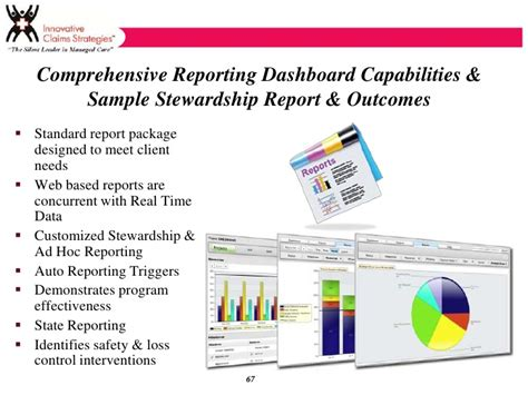 stewardship report template ics services overview template wc