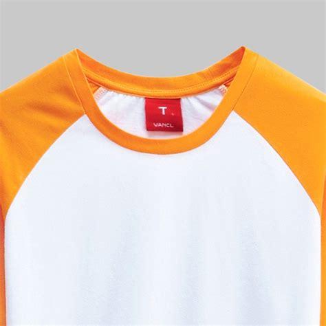 Tshirt Raglan Nike Air Blackwhite vancl two colored sleeved raglan t shirt s