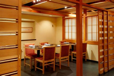 Japanese Restaurant Tatami Room Nyc Hakubai Japanese Restaurant The Kitano Hotel New York
