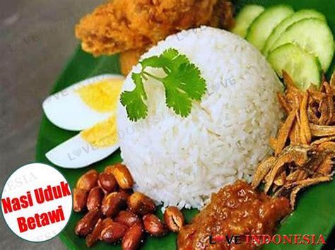 buat nasi uduk yang enak makan nasi uduk enak di jakarta ini 5 rekomendasinya
