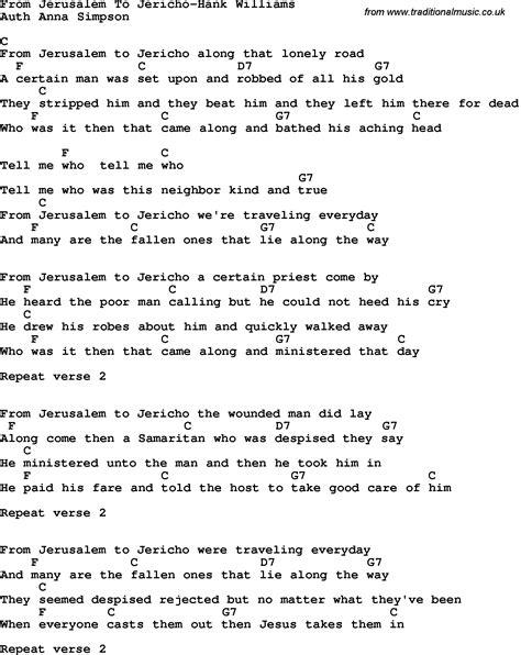 printable jerusalem lyrics country southern and bluegrass gospel song from jerusalem