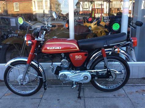 Suzuki Ap 1977 Suzuki Ap50 49cc