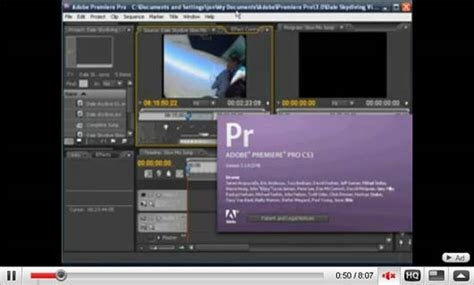 tutorial adobe premiere pro cs3 best movie editing tutorials of adobe premiere design