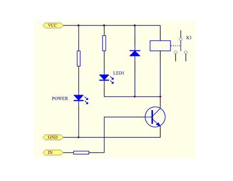 Relay Module Dc 5v 1 Channel High Trigger dc 5v 1 channel high level trigger relay module