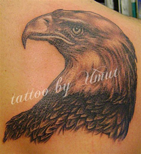 eagle tattoo la eagle tattoo by umutkiran on deviantart