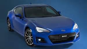 Subaru Brz Specs 2017 Subaru Brz Australian Specs Confirmed Car News