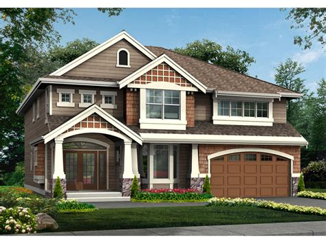 Awesome Southern Floor Plans #5: 071D-0127-front-main-8.jpg