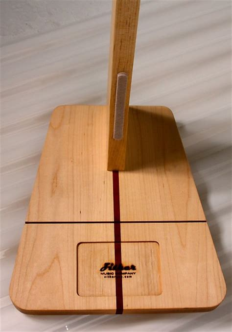 Handmade Guitar Stands - new wood handmade guitar stand maple cherry reverb
