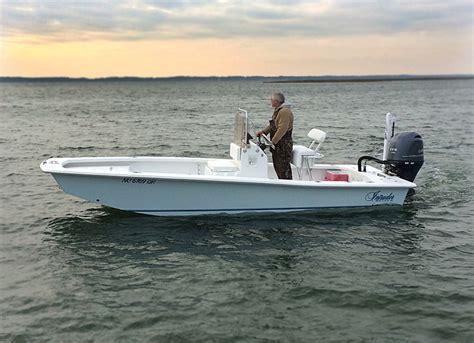 intruder boats intruder boats 198 1120 01 handcrafted custom skiffs