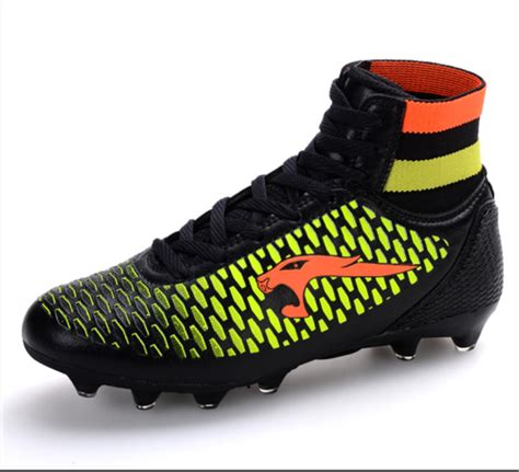 sock boots football mens 2016 newest superfly mens soccer shoes fg high ankle black pink v sock boots football cleats