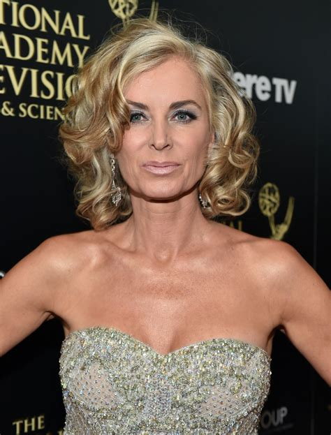how does eileen davidson style her hair eileen davidson in the 41st annual daytime emmy awards