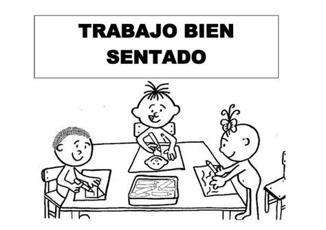 www escuelaenlanube com normas de comportamiento en clase 17normas normas de clase para colorear escuela en la nube