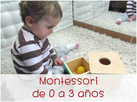 montessori en casa el b curso online quot montessori de 0 a 3 a 241 os quot cursos montessori en casa