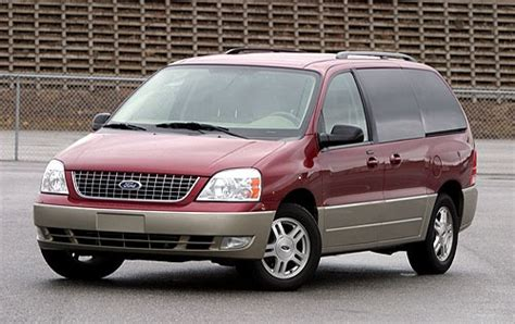 ford recalls   minivans due  rust problem