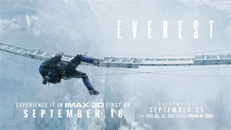 film everest hd streaming everest official imax trailer hd youtube