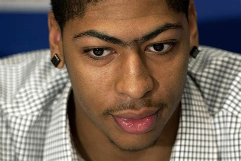 Eyebrow Davis nba draft the brow then what the daily fix wsj