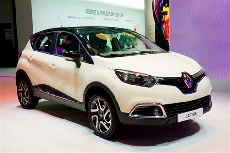 renault captur white photos renault captur i 2014 from article clio suv