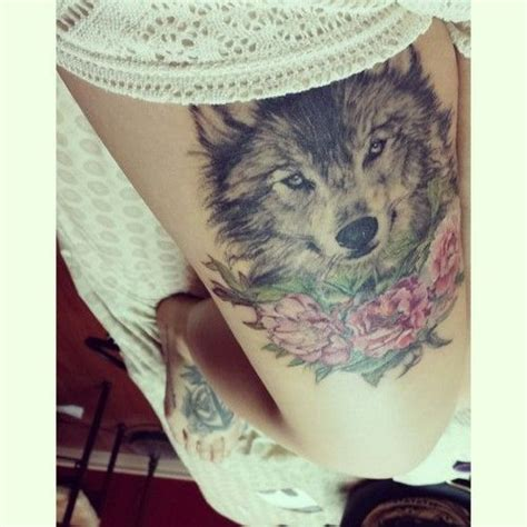 rose wolf tattoo 268 best images about wolfs